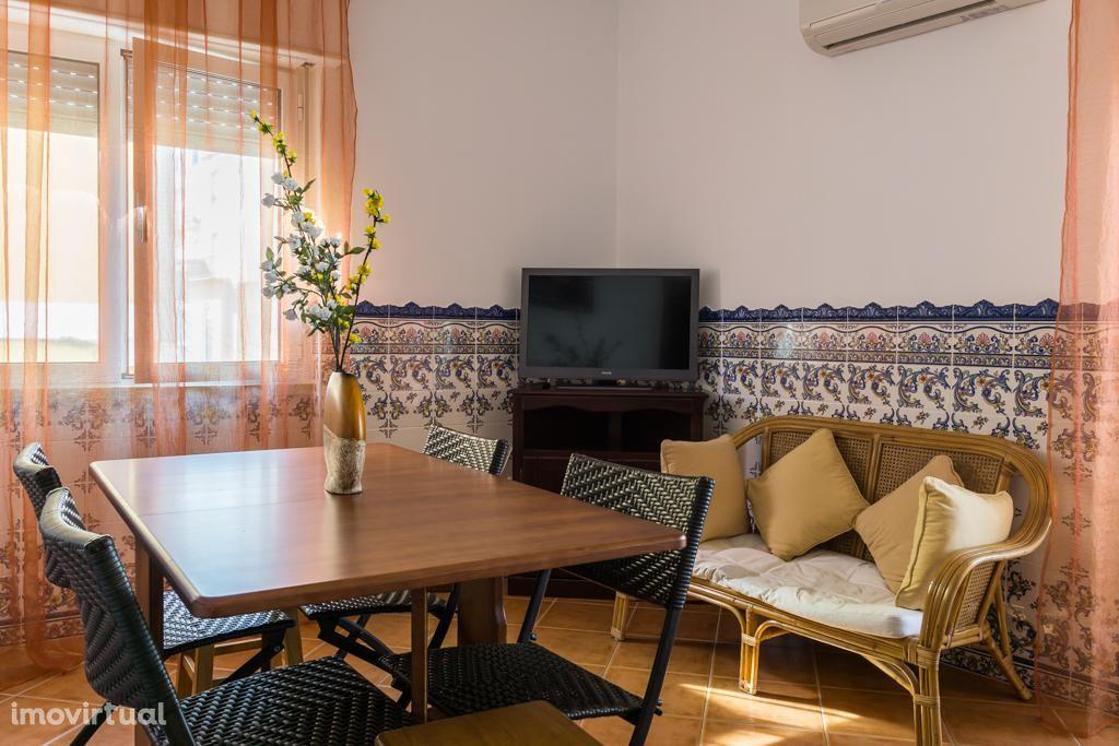EAR-023 Apartamento T2 em Monte Gordo a 300m da praia
