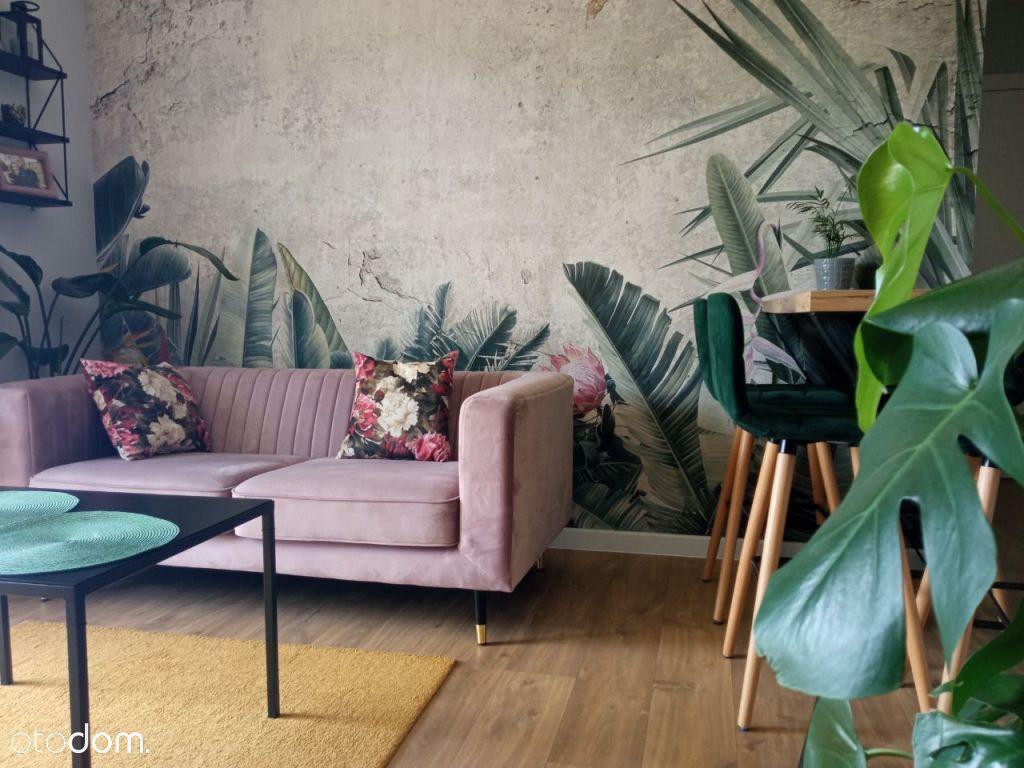 Mieszkanie 45,5 m² + ogród Łokietka, Prądnik Biały