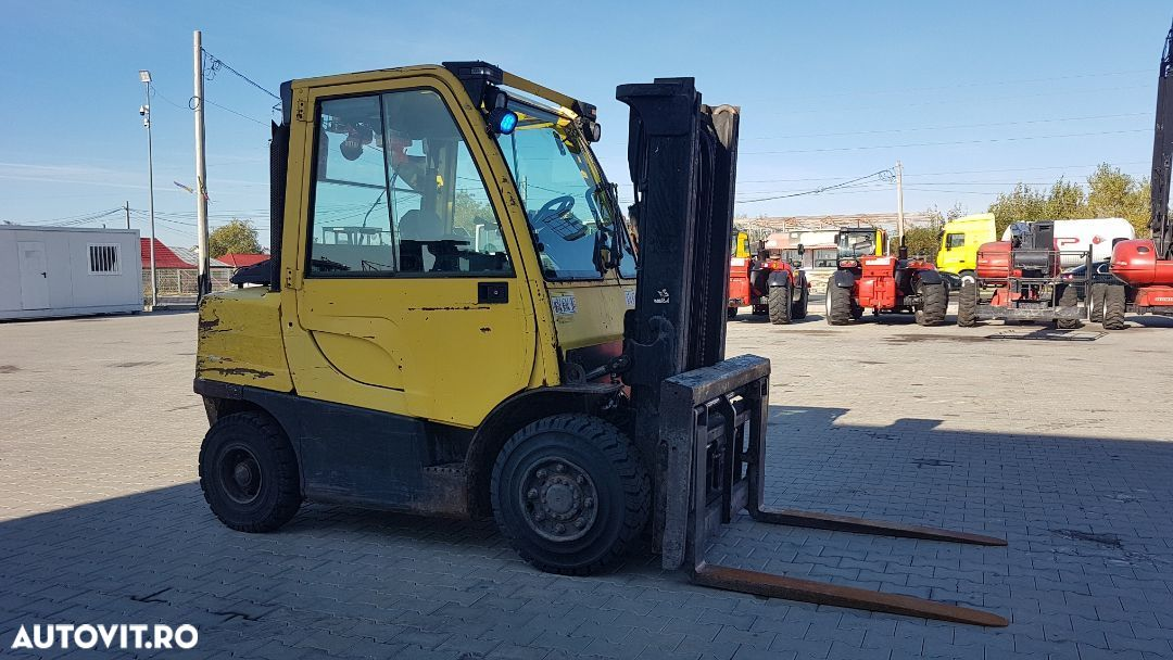 Hyster H4.0 FT 5 - 2