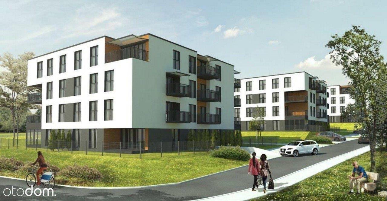 3 Pokoje z balkonem w zielonej i cichej dzielnicy