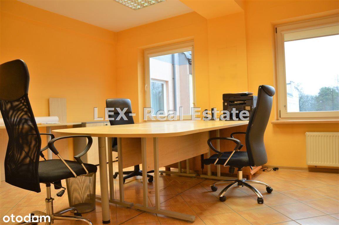 Lokal biurowy w centrum Pruszkowa