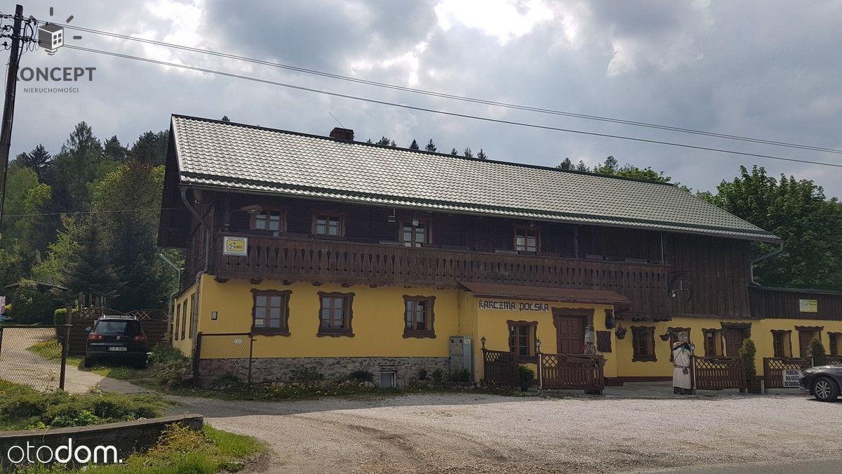Karczma Polska -Dom Tyrolski na sprzedaż