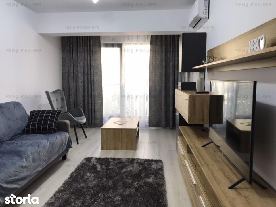 Inchiriere apartament 2 camere, zona Pipera, 500 euro