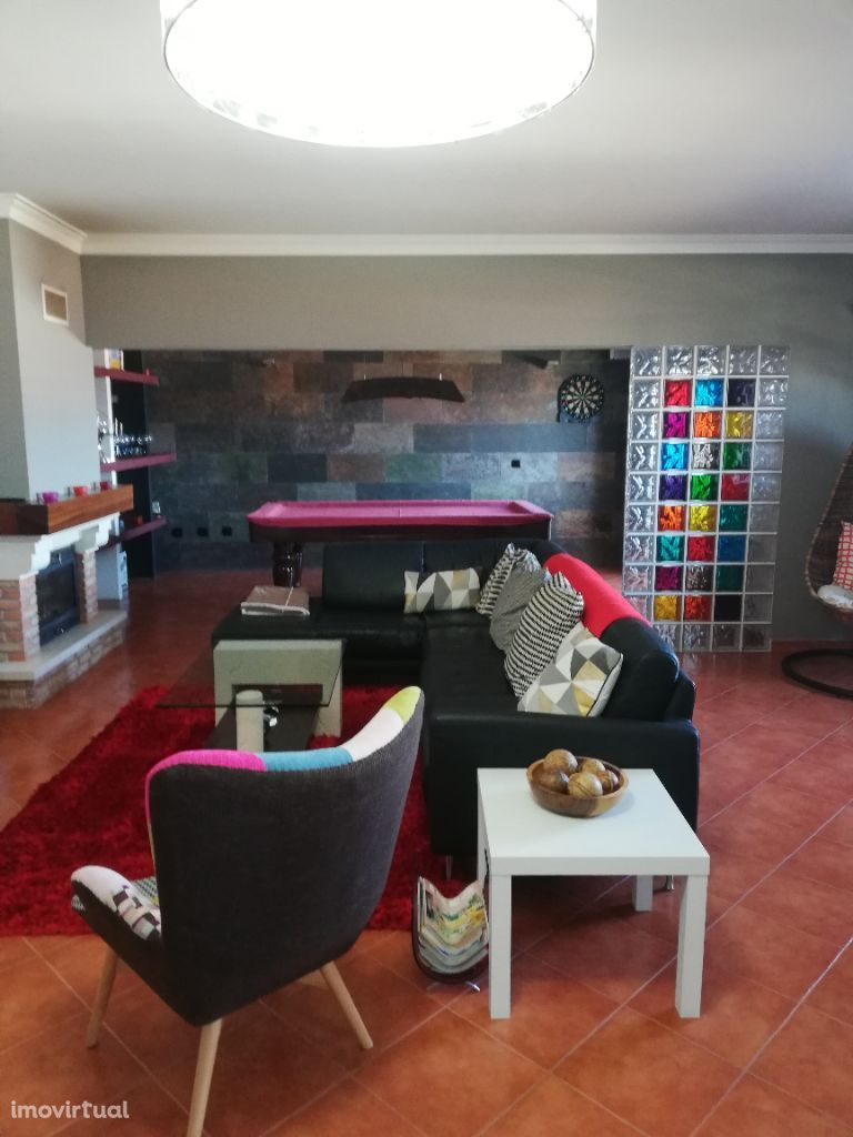 Duplex Alcochete Magnifíca Vista Rio