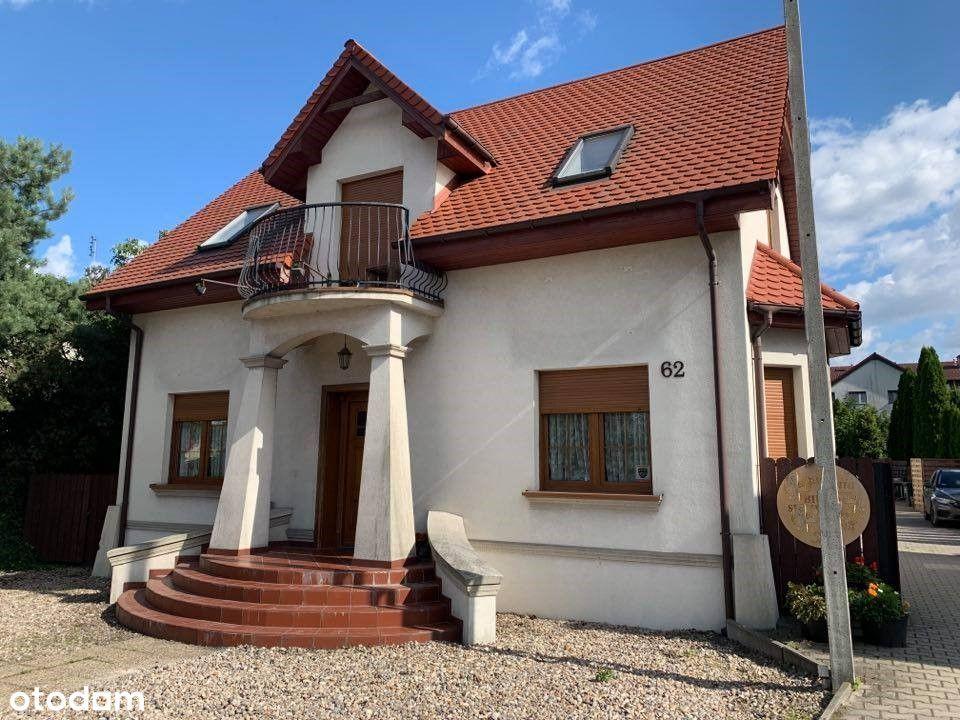 Dom plus dwa lokale użytkowe działka 1233m2