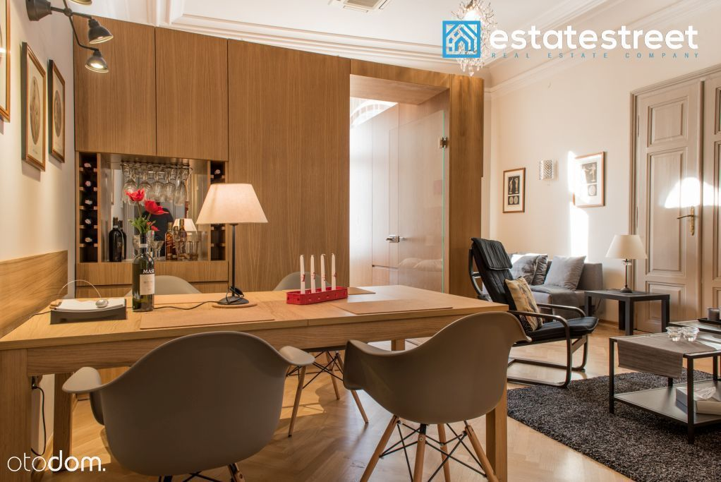 Piękne mieszkanie przy T. Bagatela - Stare miasto!