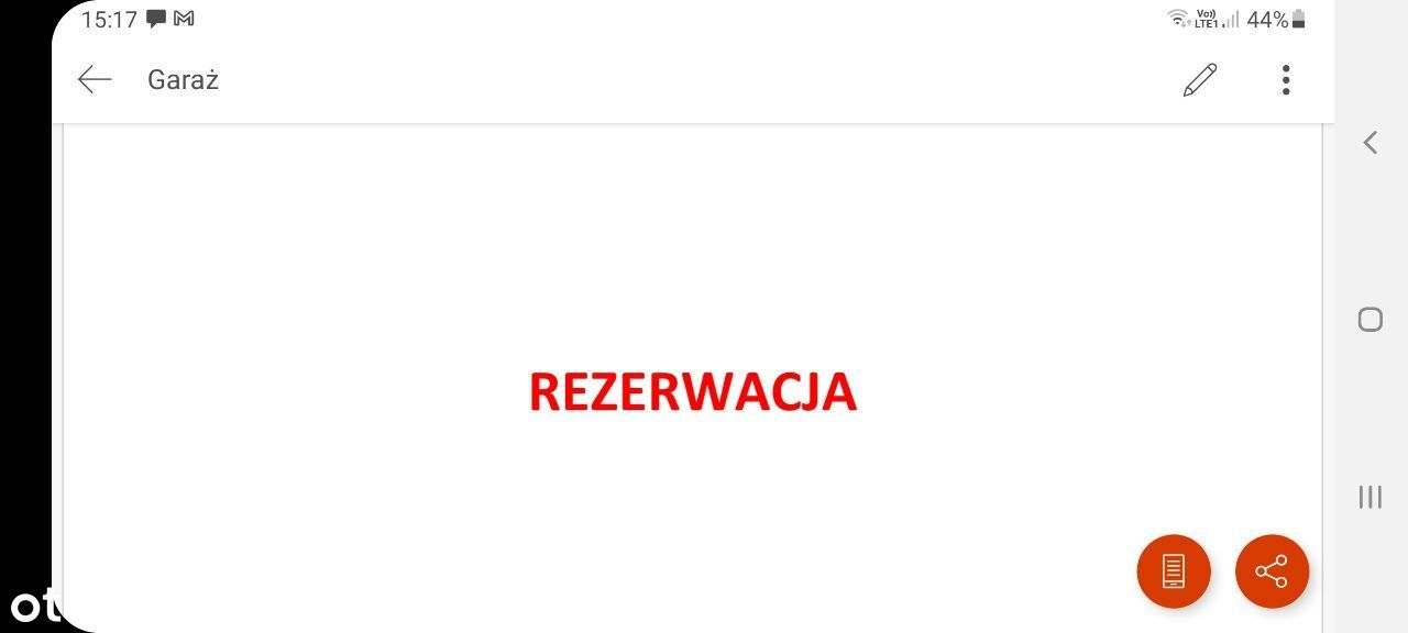 Sprzedam Garaż na ul. Sadowa,os. Niwa w Puławach