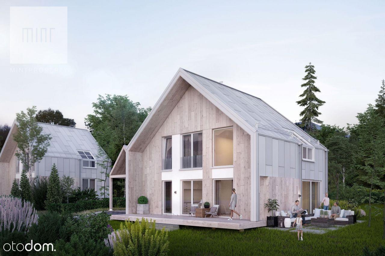 Nowa inwestycja domów w stanie deweloperskim
