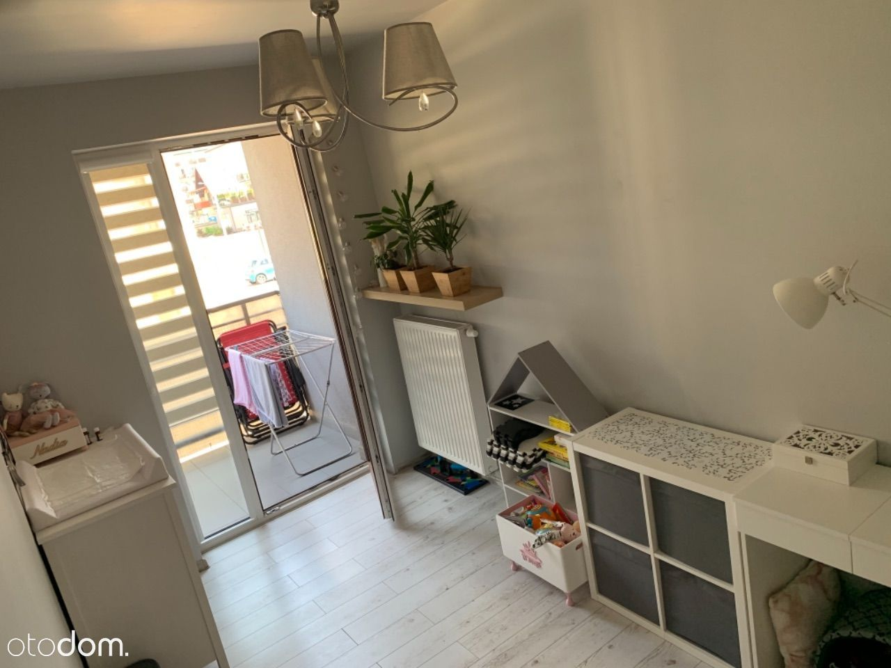 Mieszkanie Ząbki 2 pokoje garaż meble balkon RTV