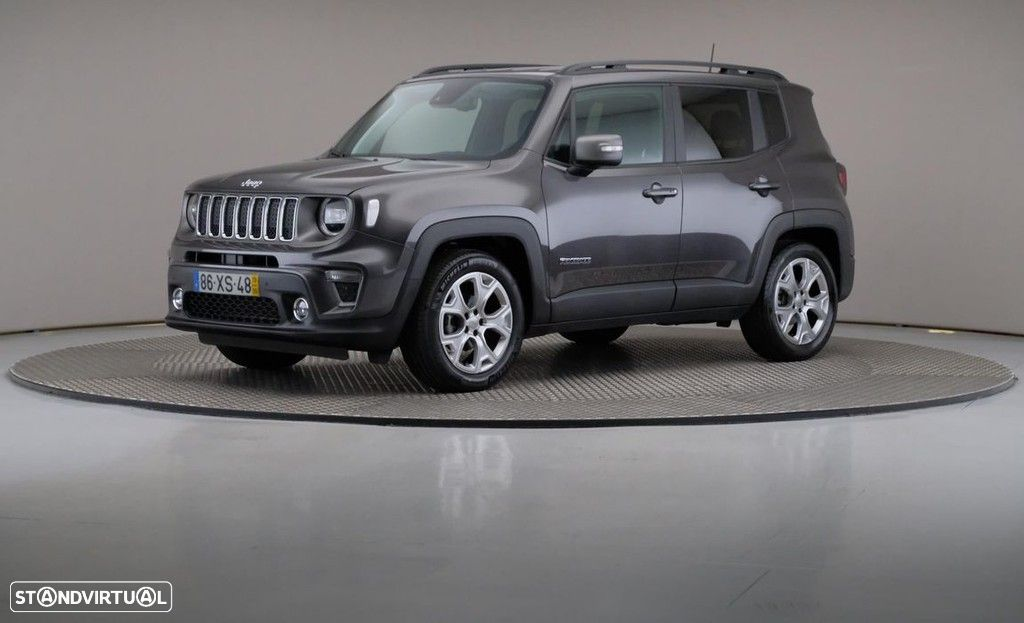 Jeep Renegade LIMITED 1.0 TURBO 120 - 1