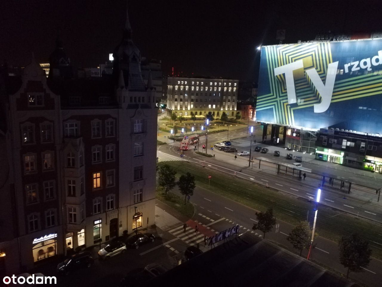 Kawalerka przy rynku /apartment at the town square