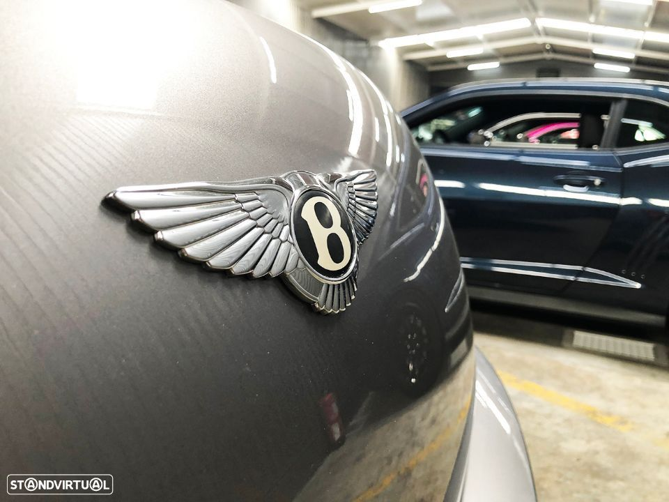 Bentley Continental Flying Spur 5 Lugares 6.0L W12 - 59