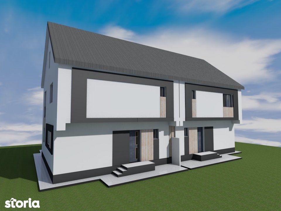 Duplex P+1+M Bragadiru id nr 31