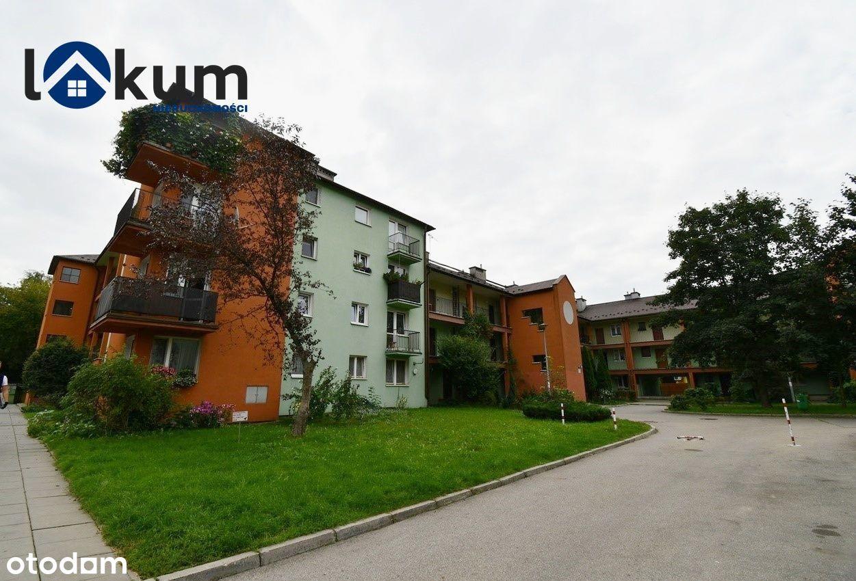 Bieżanów - 2 pokoje - balkon - atrakcyjna lokaliza