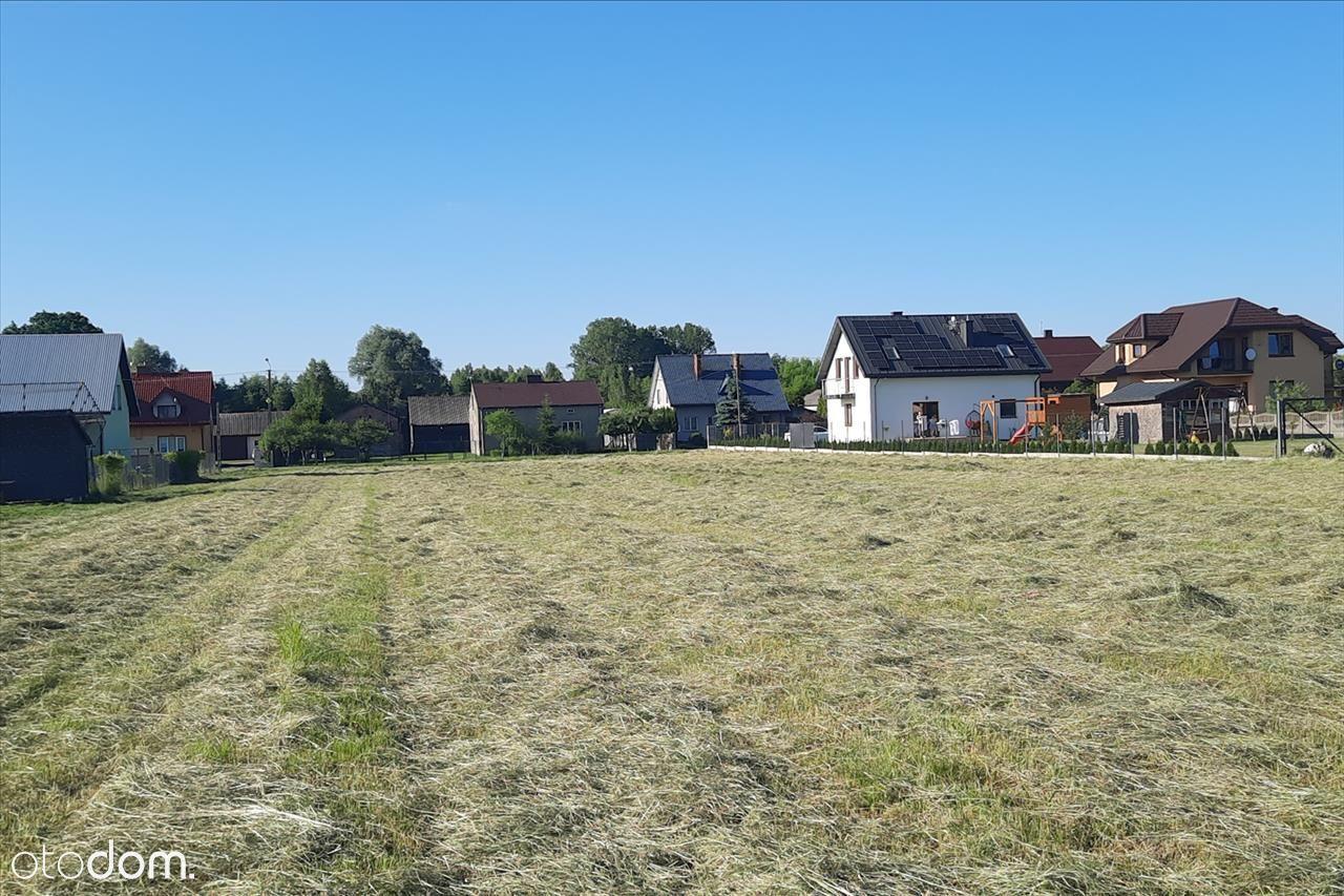 Działka rolna o powierzchni 13 544m2