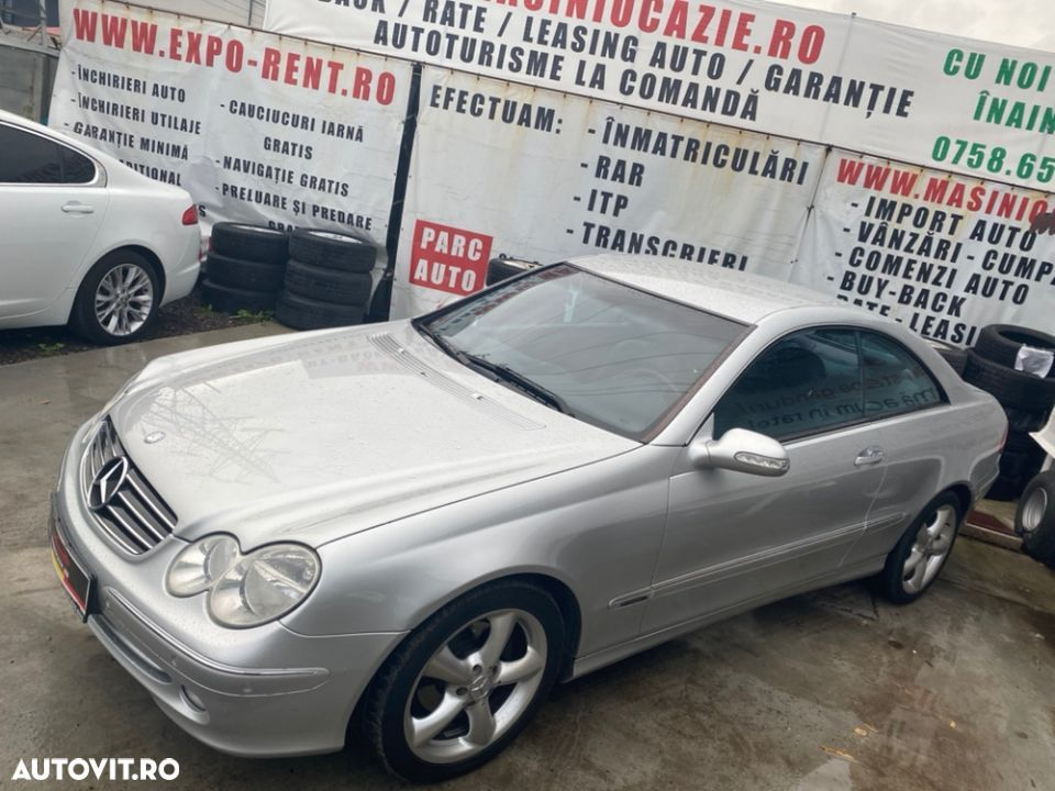 Mercedes-Benz CLK - 8