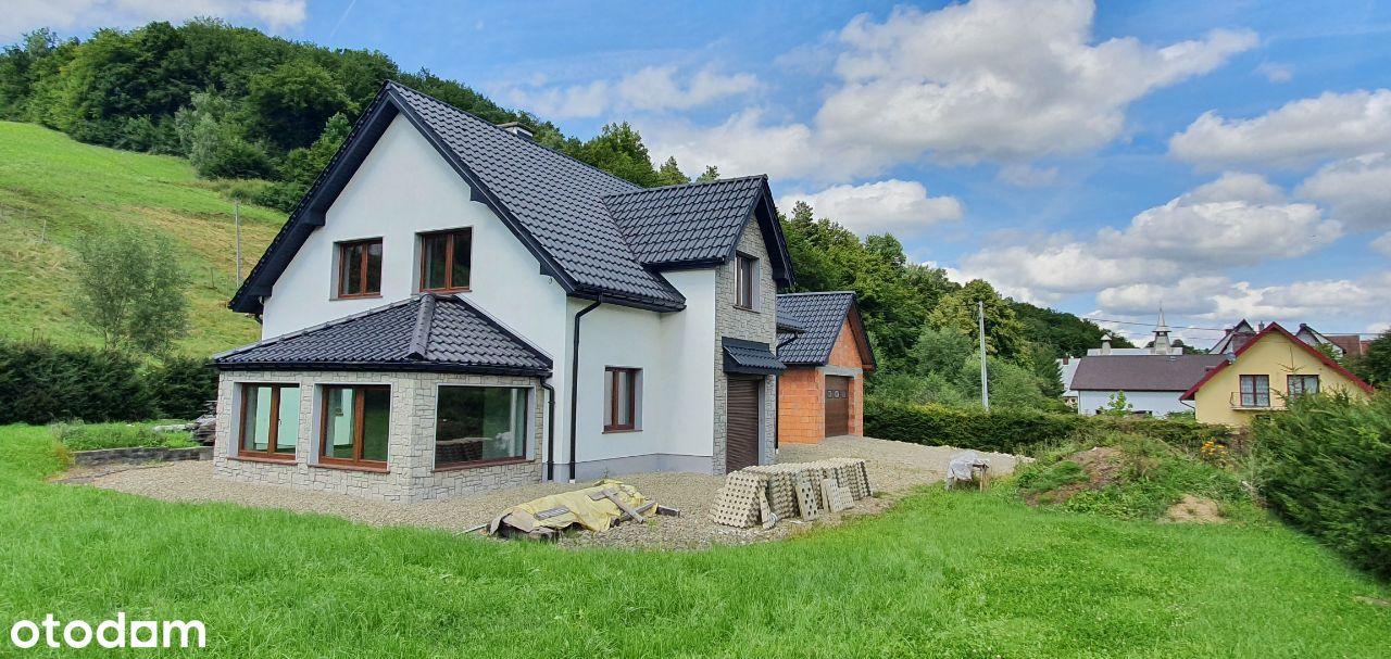 Nowo wybudowany dom blisko Limanowej!