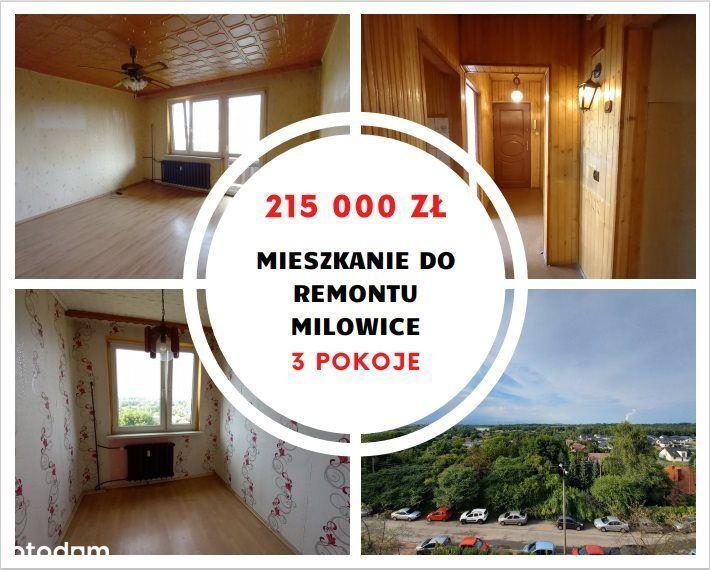 Milowice Mieszkanie Do Remontu 215 000 Zł