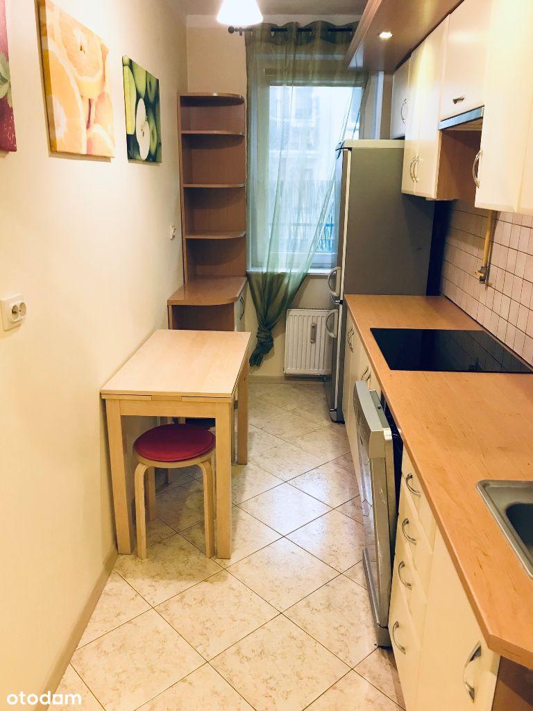 Mieszkanie 40m2, 2 pokoje, w pełni urządzone