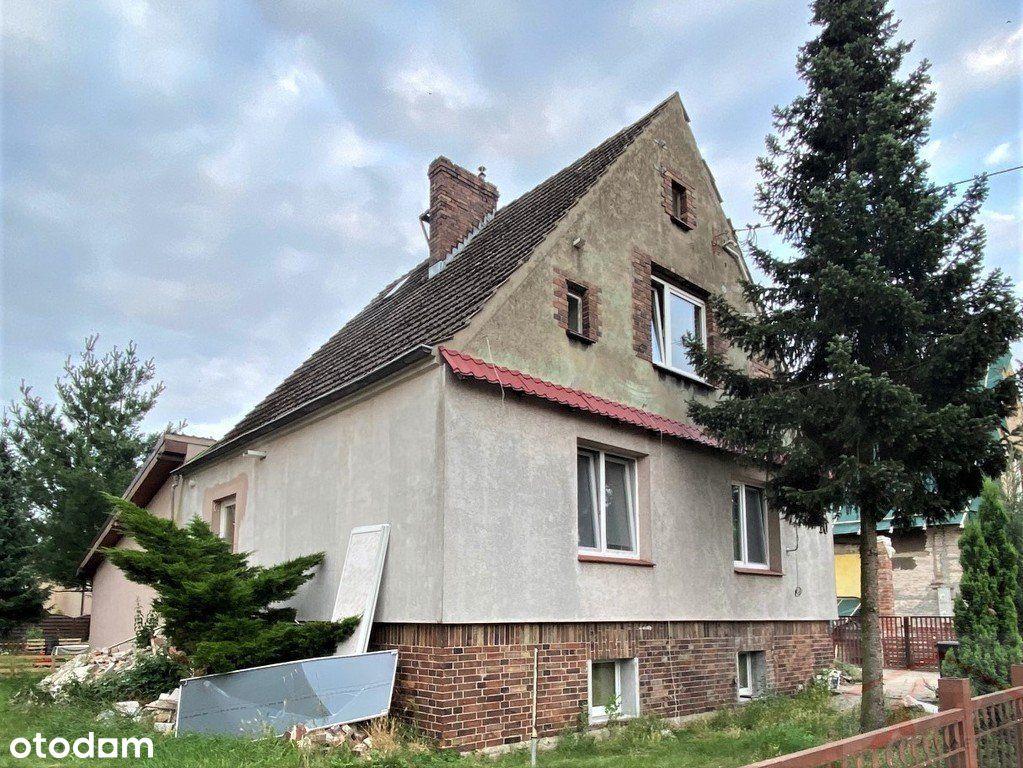 1/2 Domu - Działka 400 m2
