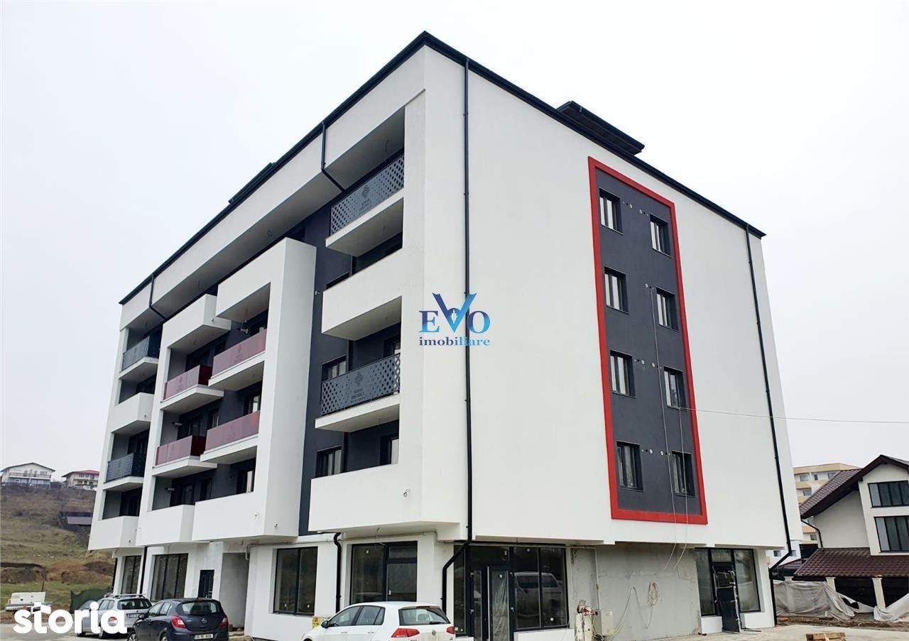 Apartament 3 camere, 70mp, 2 balcoane, bloc nou, comision 0