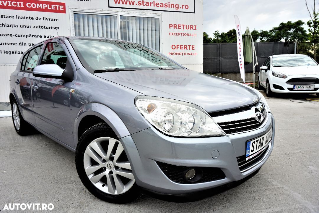 Opel Astra H - 23