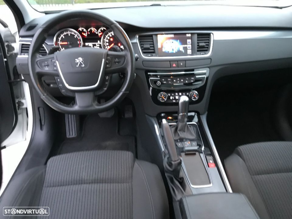 Peugeot 508 SW 1.6 BlueHDi Active EAT6 - 23