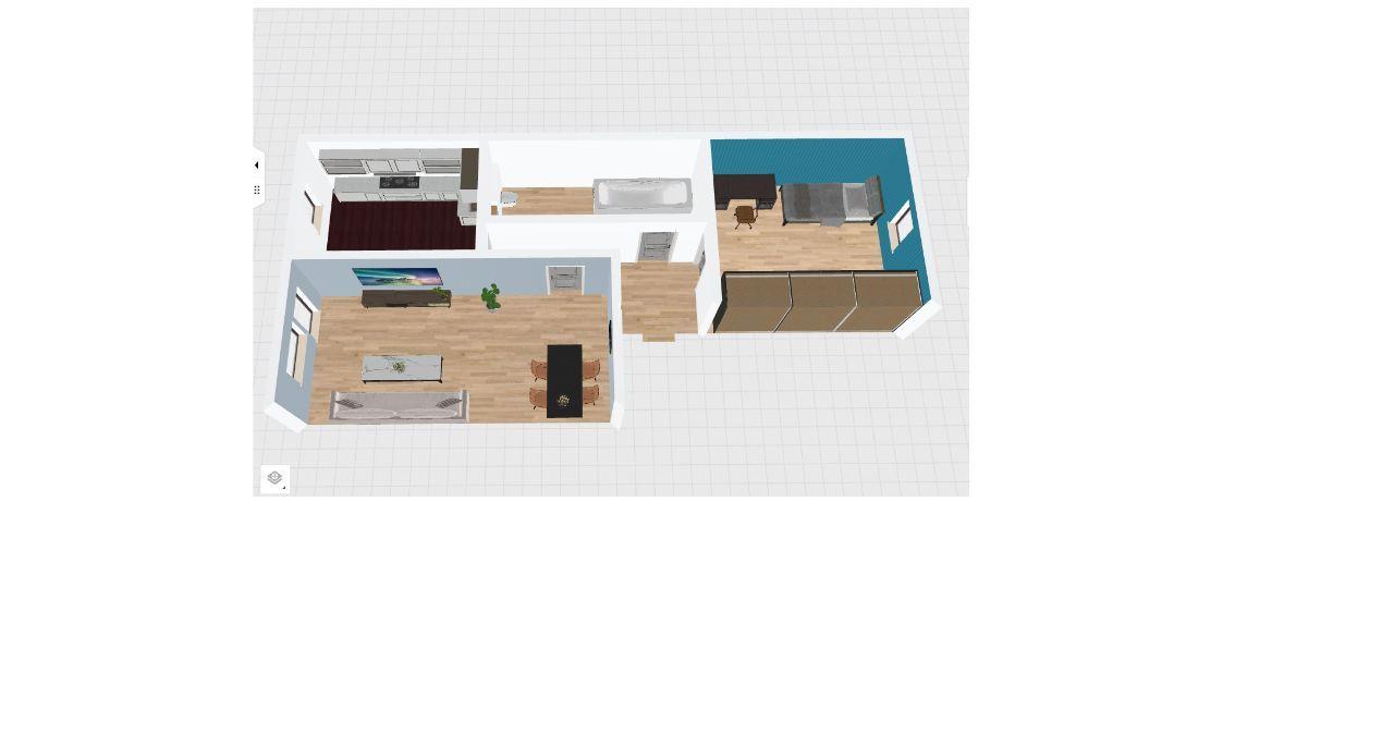 Mieszkanie 2 pokoje + kuchnia osobno