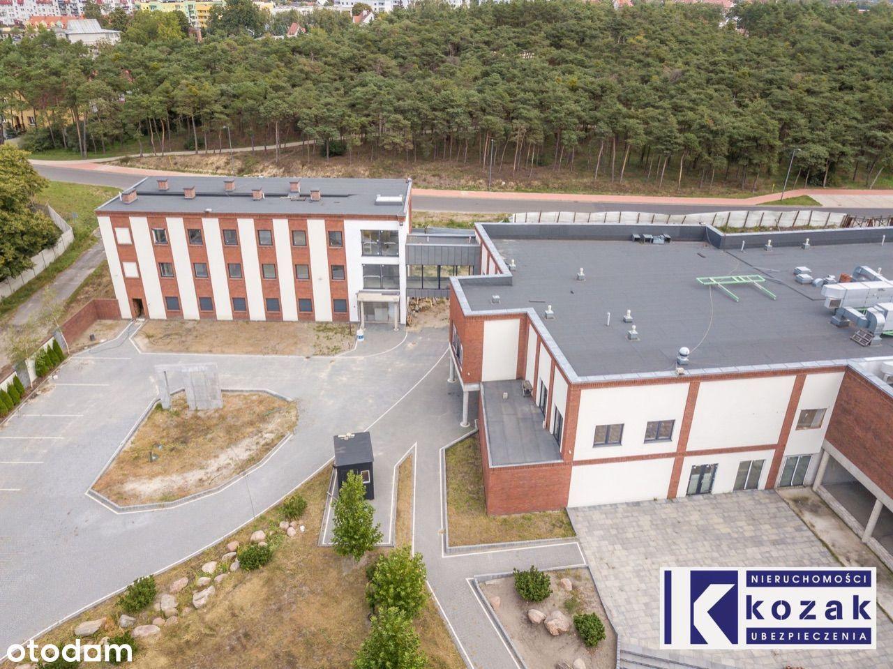 Dom seniora klinika rehabilitacji nowy obiekt