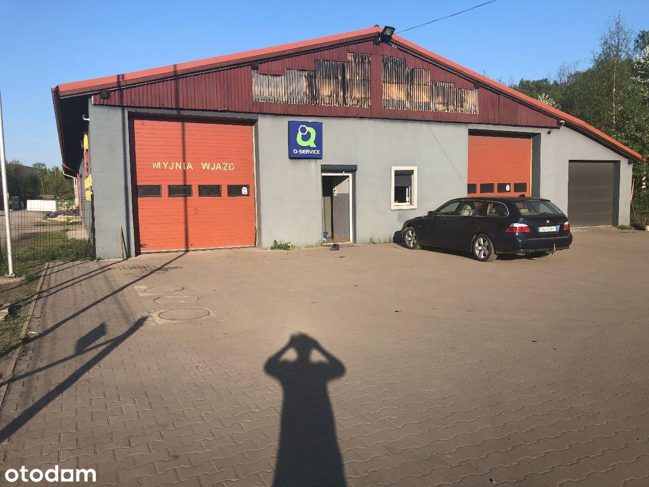 Hala-Produk Magazyn ,warsztat z zapleczem socjalny
