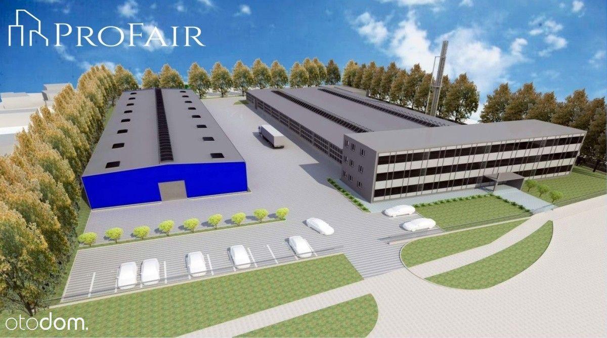 Nowa hala w przemysłowym centrum Gdyni!