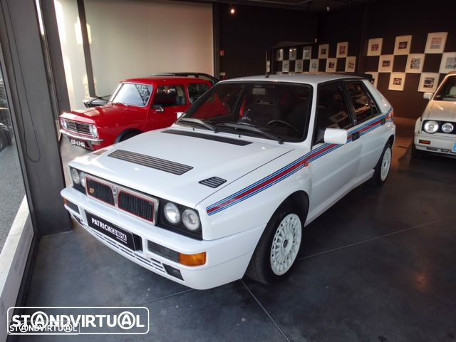Lancia Delta HF INTEGRALE MARTINI RALLY 5 - 1