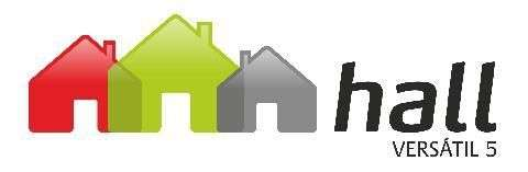 Agência Imobiliária: Hall Versátil 5