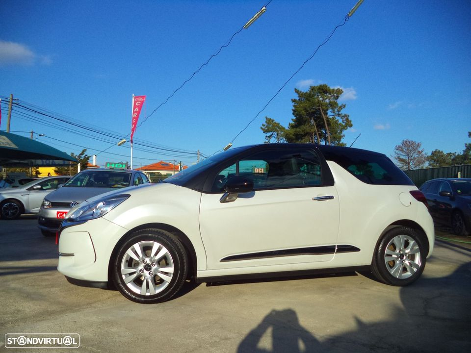 DS DS3 BE CHIC 1.6 HDI 100CV - 8