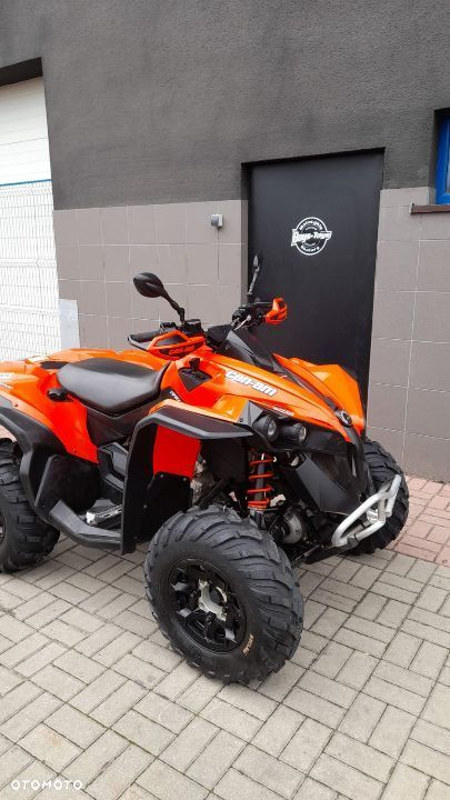 Can-Am Renegade Can Am Renegate 750 - 9