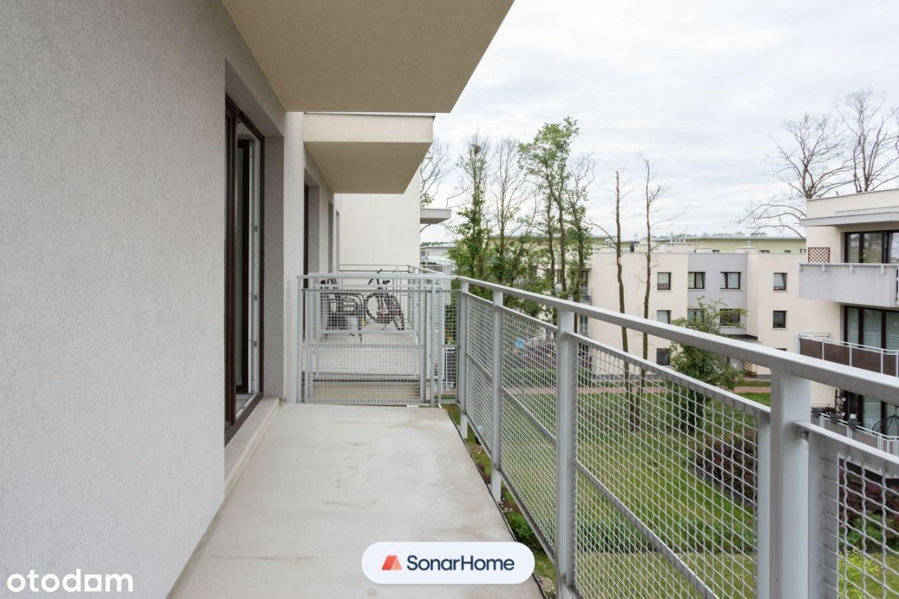 Duży Balkon!⭐ Nowy Budynek!⭐ Przestronne 2 Pokoje!