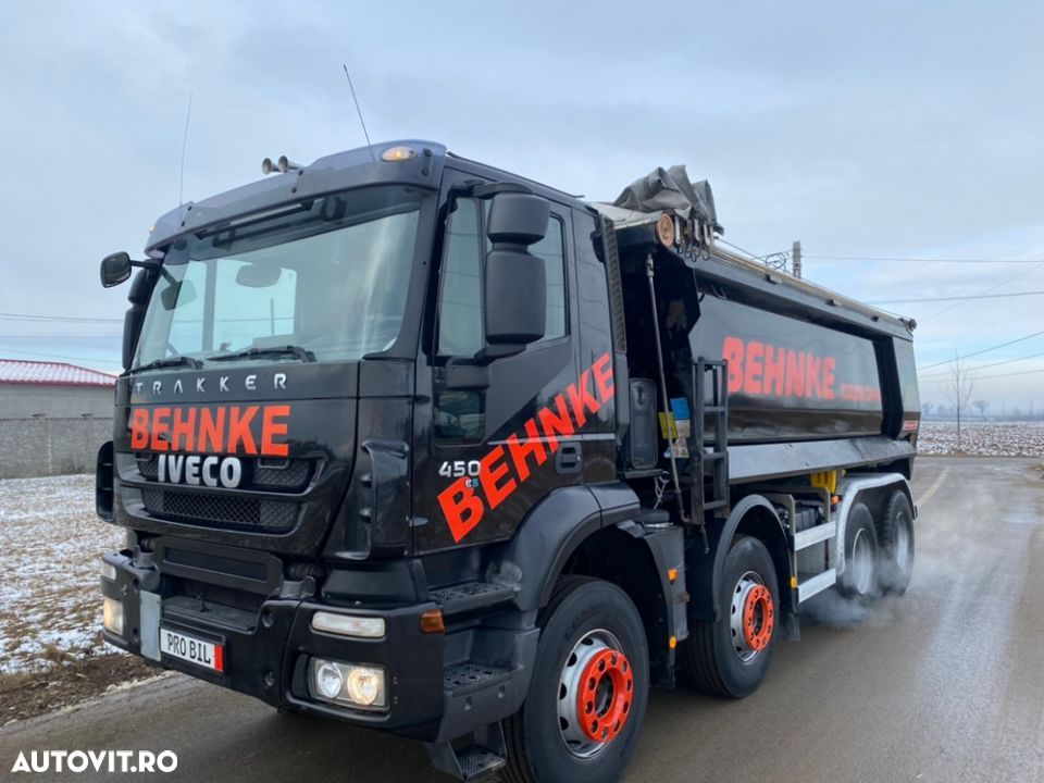Iveco 8x4 man Iveco DAF - 1