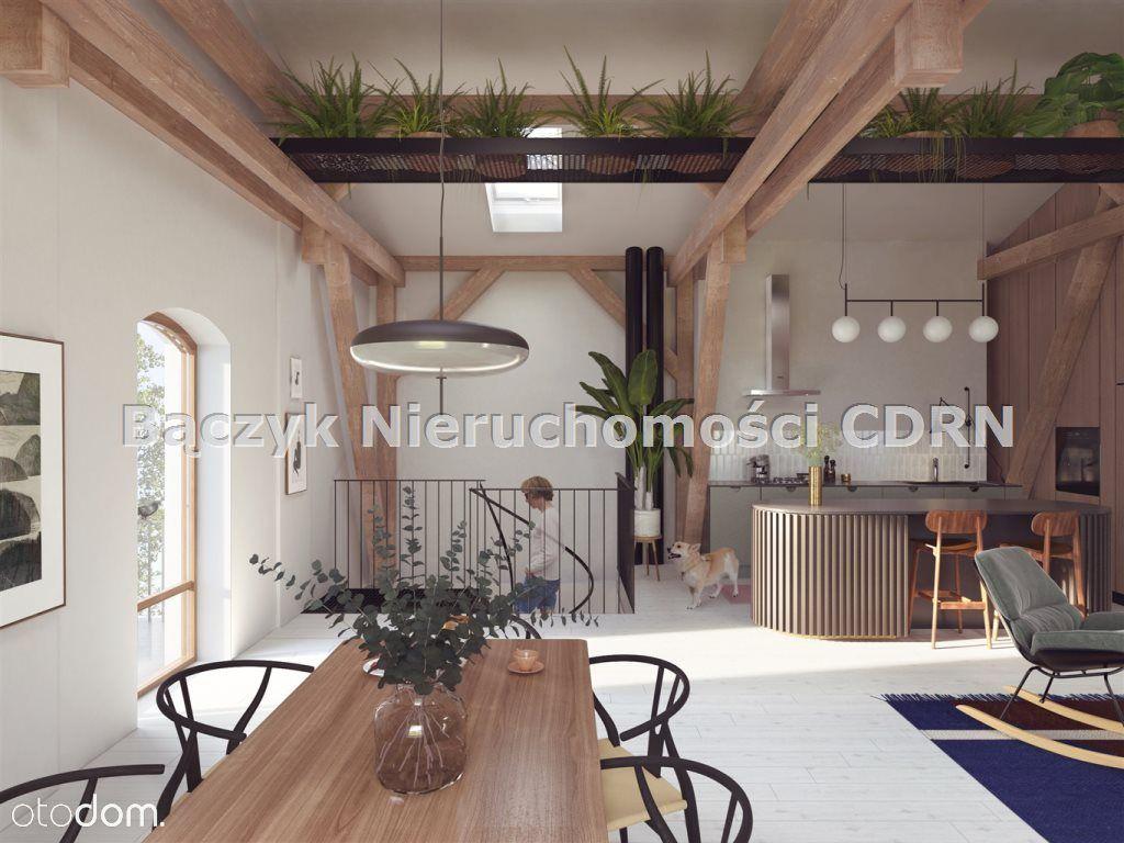 Niepowtarzalny loft w zabytkowym budynku