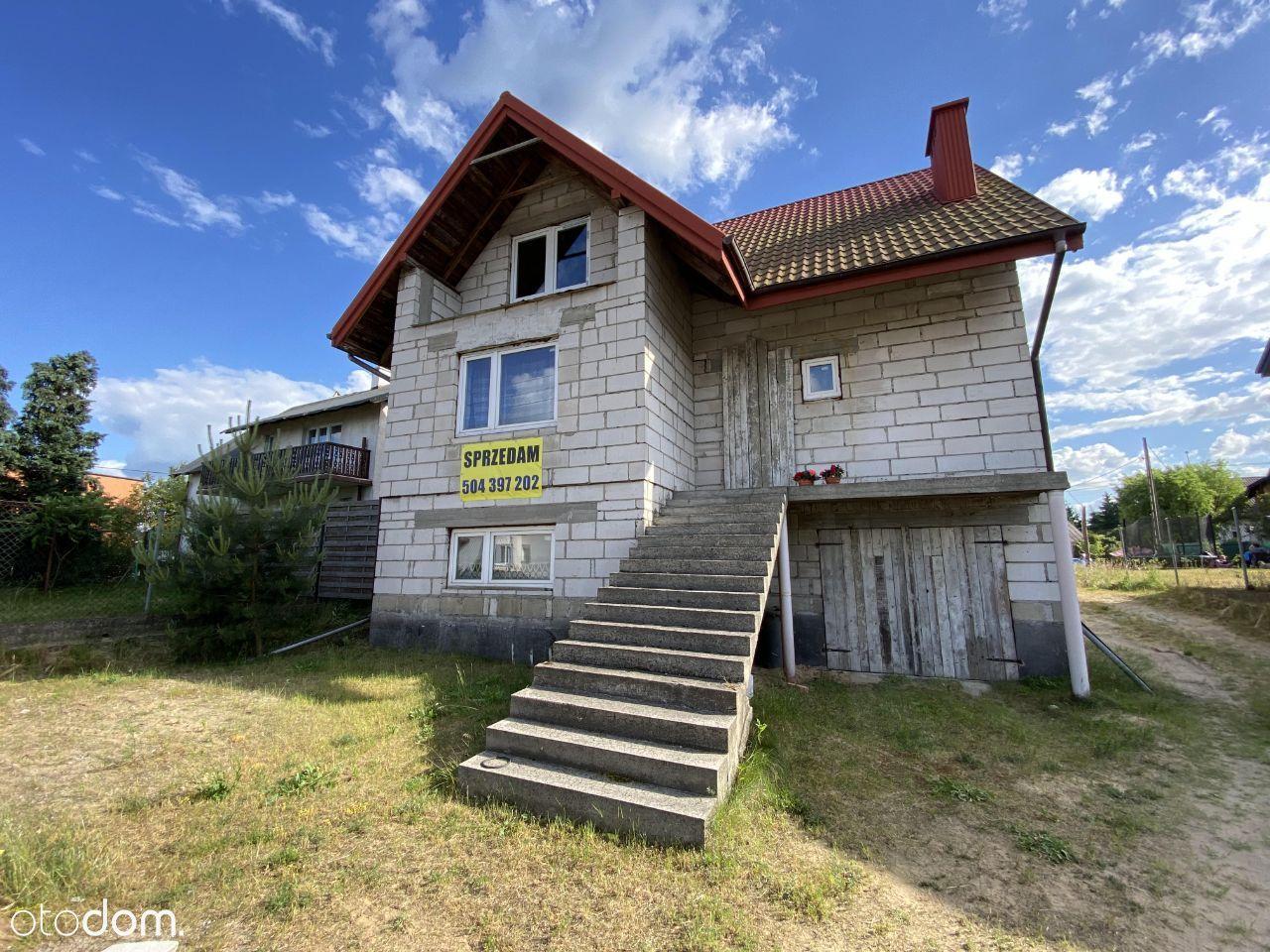 Dom w spokojnej okolicy, 180m2, ul. Klonowa, Lipno