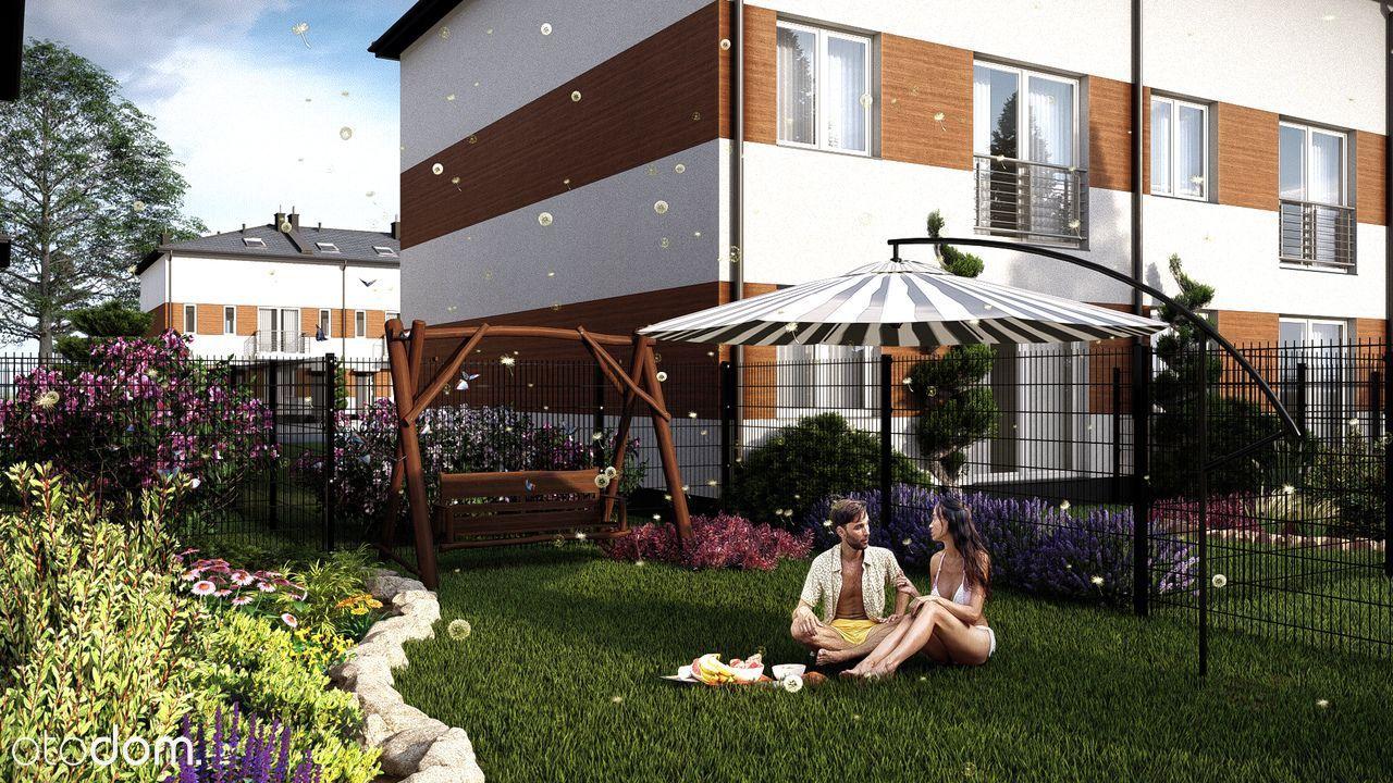 Mieszkania ogródek bez czynszu WOLA MROKOWSKA