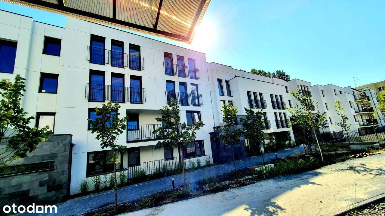Dwupokojowe mieszkanie na parterze/ M2-A1-5