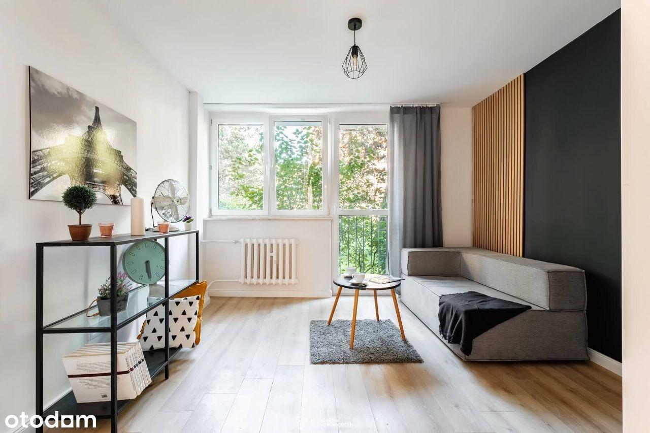 Przytulne mieszkanie po generalnym remoncie