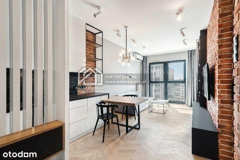 Nowe, luksusowe 2 pokojowe mieszkanie ul.Fabryczna