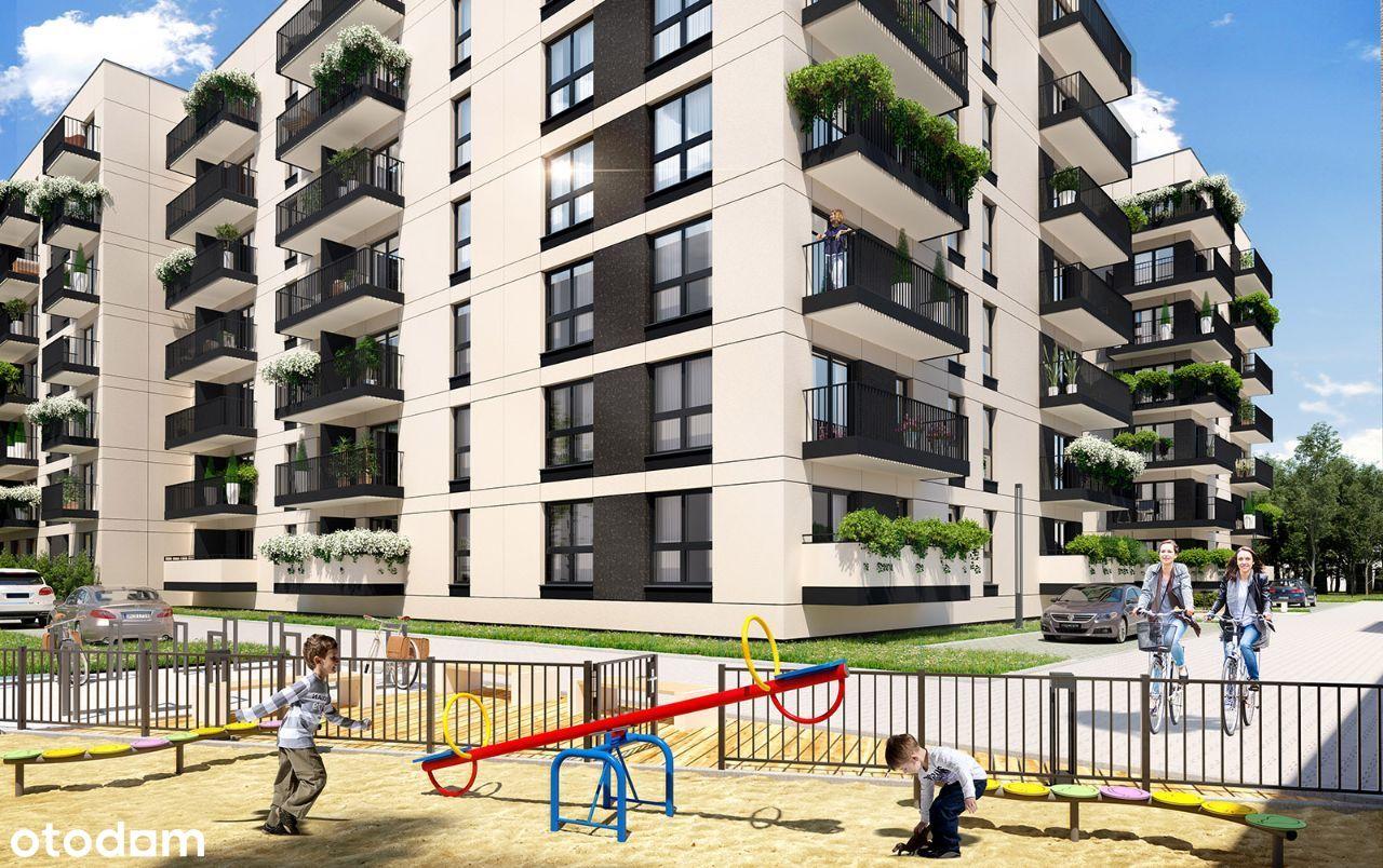 Duży Apartament 3-pok z balkonem - TOP lokalizacja
