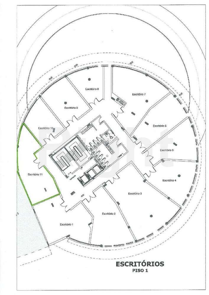Escritório para comprar, Oeiras e São Julião da Barra, Paço de Arcos e Caxias, Oeiras, Lisboa - Foto 1