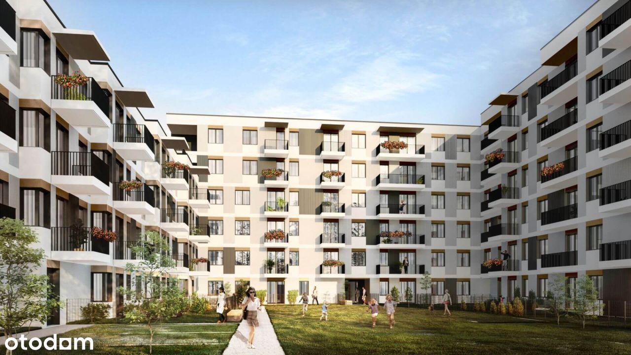 Nowe 2-pokojowe Mieszkanie Bliski Marcelin 0A2