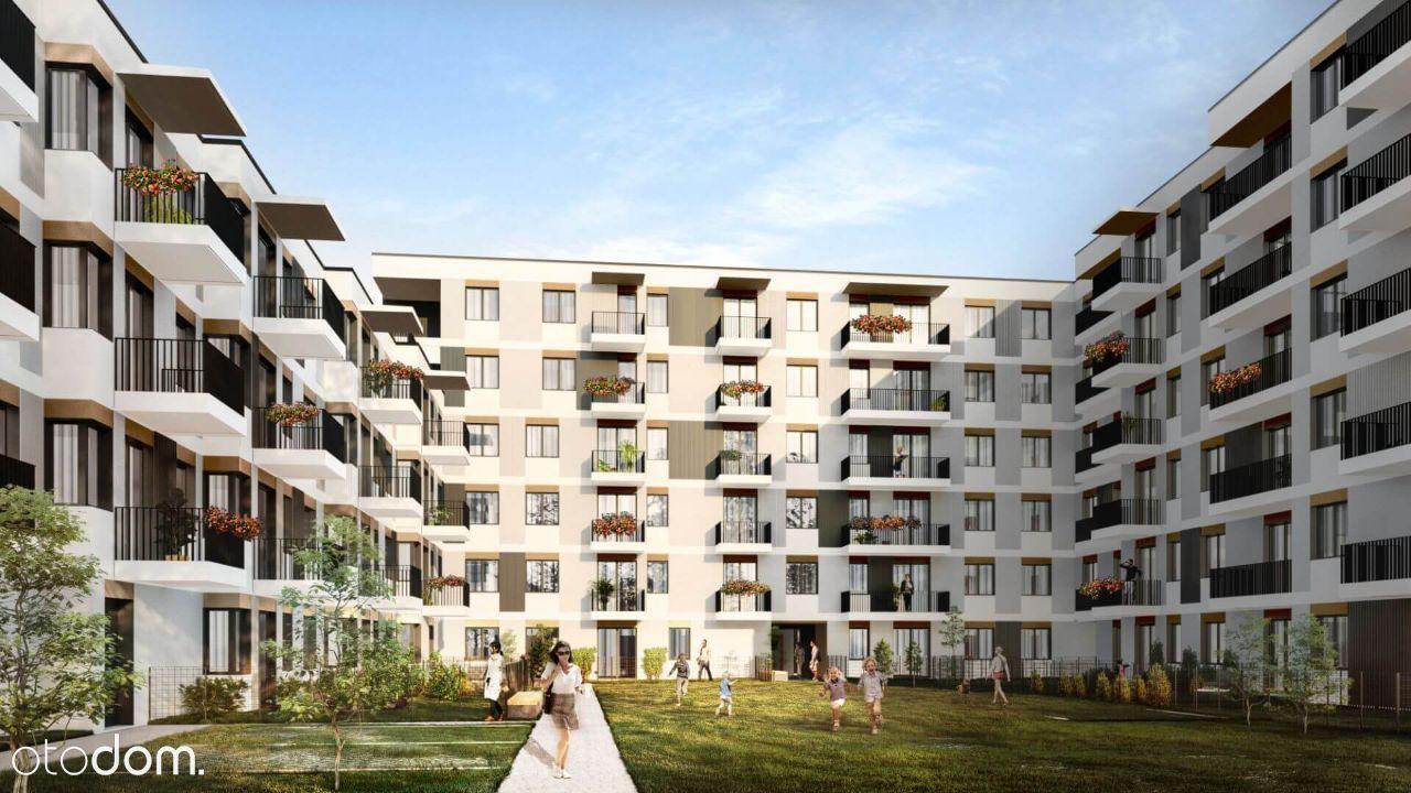 Mieszkanie 3-pok w Inwestycji Bliski Marcelin 0C68