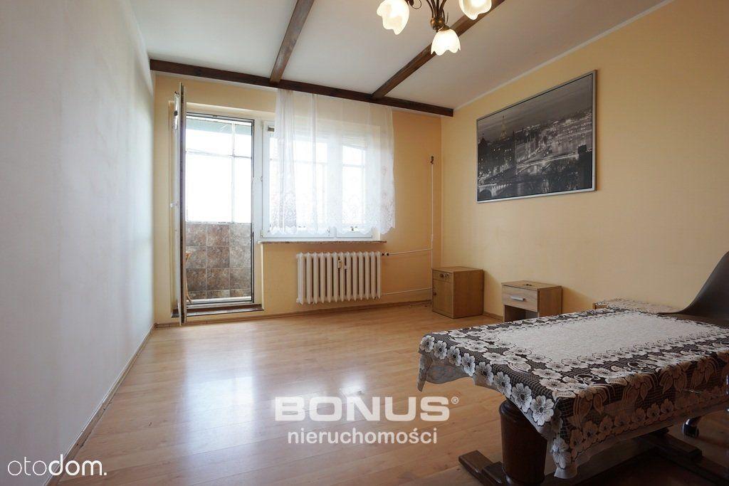 2-3 pokoje Zawadzkiego z balkonem