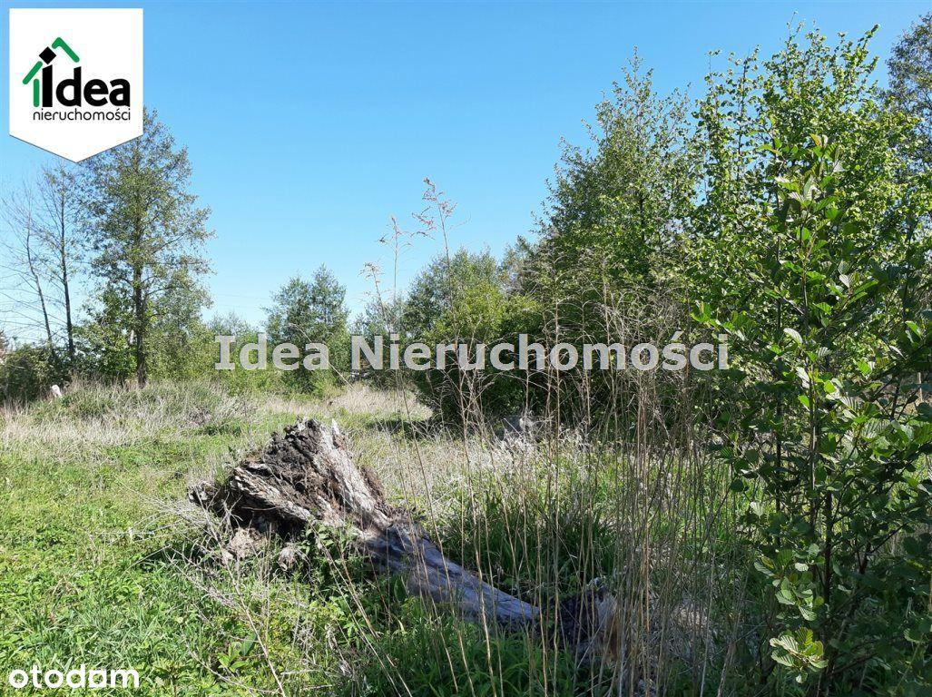 Działka blisko lasu i rzeki Bydgoszcz