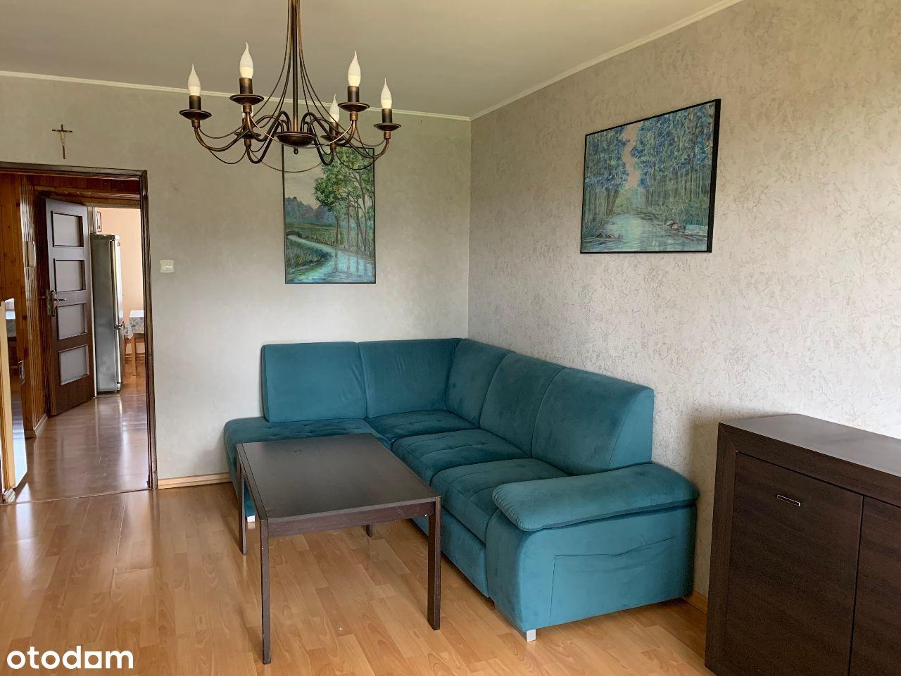 Zagórze - Zielonogórska. Umeblowane 3 pokoje 70m2!